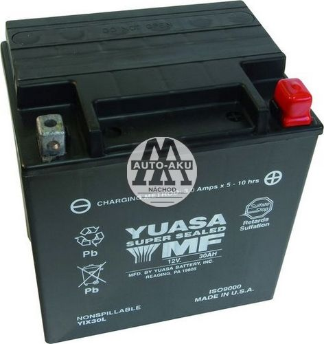 YUASA YIX30L FA-factory activated